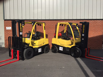refurbished forklift