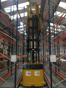 forklift truck training in wiltshire
