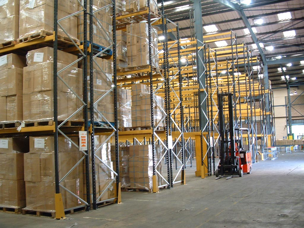 Racking Supply Gloucestershire South West Forklifts