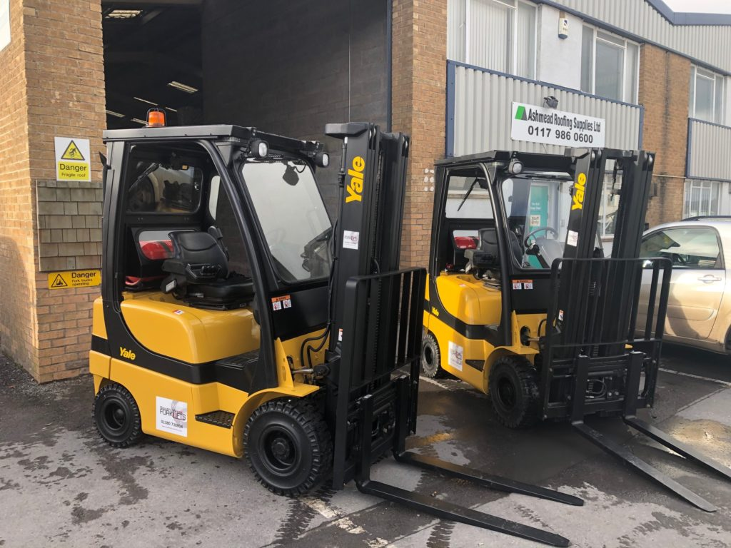 refurbished forklifts